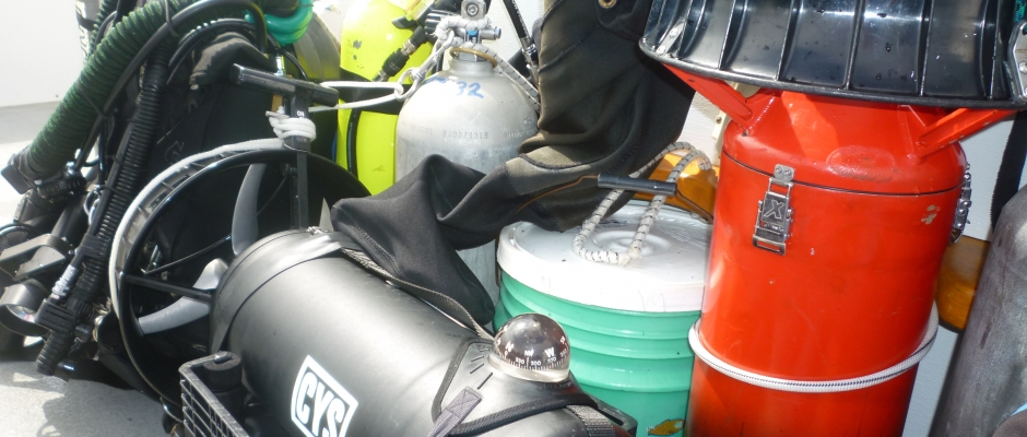 Trips are Scooter, Rebreather & Doubles Friendly