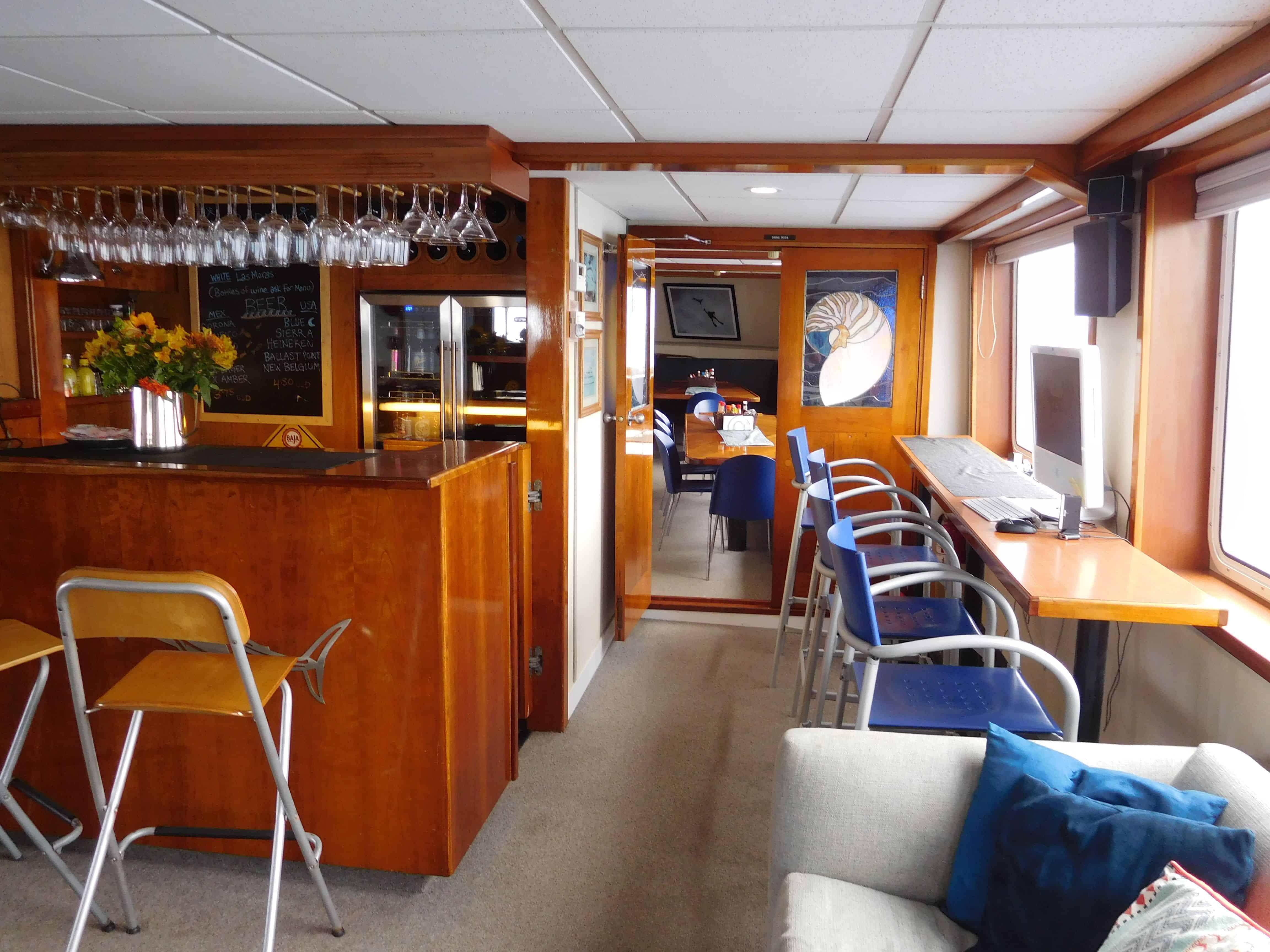 Channel Islands Dive adventures Socorro trip aboard the Nautilus Explorer