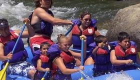 1 Day Lower Kern Rafting trip-June 17th