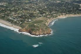 point-dume-coast-aerial-view