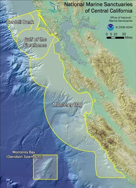 Central_California_Marine_Sanctuaries map