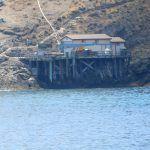santa Barbara island pier