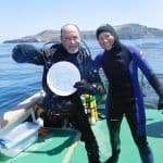 kens 2000th dive off santa barbara island off the truth