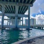 blue herron bridge in florida