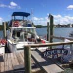 dive boats at jupiter dive center