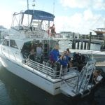 walkers dive boat in florida