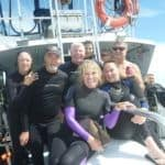 diving in florida channel islands dive adventures